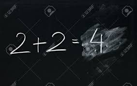 simple equation math math simple equation on chalk board stock photo simple linear equations a answers key math drills