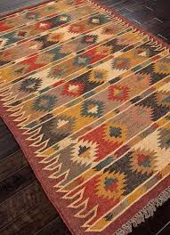 southwestern style area rugs area rug jute area rug a handsome addition to a southwest style