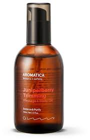 <b>Масло для</b> тела Aromatica Juniperberry Trimming Massage & Body ...