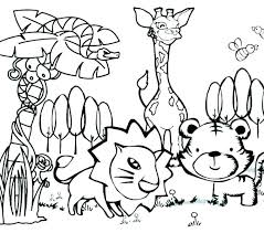 Animal Coloring Pages Free Printable Printable Coloring Pages