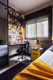 Boys Teenage Bedroom Ideas