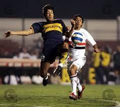 Fotos - Futebol - Recopa Sul-americana 2006: São Paulo (BRA) x Boca Juniors  (ARG) - 14.Set.2006 - Gazeta Press