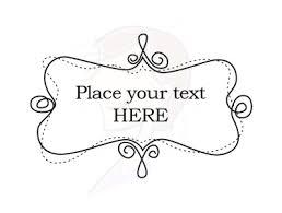 Decorative Text Boxes Decorative Text Box Clipart Clip Art Bay 16