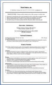 sample new rn resume new graduate nurse resume sample nursing student resume samples