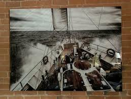 picture 160cm x 120cm tempered glass