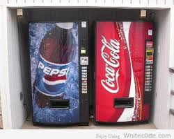 Soda Vending Machine Hack