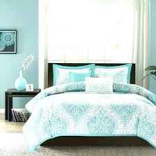 turquoise and white comforter turquoise and white bedding turquoise and white bedding medium size of and