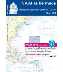 Region 16 1 Bermuda Islands Passages Us East Coast Caribbean Europe 2016 17