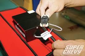 1967 chevrolet chevelle ss tci 4l80e installation super chevy tci speedo control