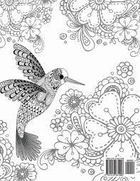 Amazoncom Birds Coloring Book For Adults The Stress Relieving