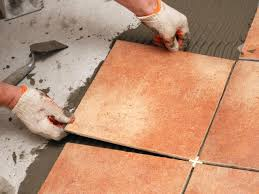 how to prep before installing floor tiles