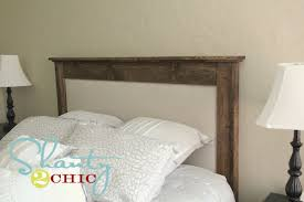 Ana White Chestwick Upholstered Headboard Queen DIY Projects
