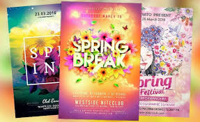 Download Top 50 Spring Flyer Templates Collection On Flyersonar