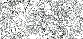 Intricate Design Coloring Pages Free Intricate Design Coloring Pages