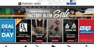 primary arms homepage