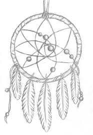 Small Picture Images For Native American Dreamcatcher Coloring Pages