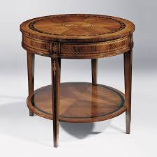 antique round side table 106 best side tables images on