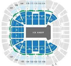 Disney On Ice Seating Chart Oracle Arena Vivint Smart Home Arena