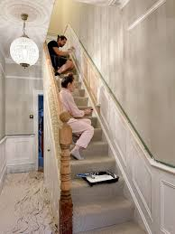 17 995 for hallway panelling do it