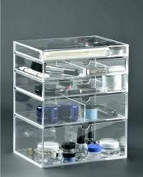 acrylic makeup drawers acrylic drawers storage acrylic drawers for makeup am acrylic makeup storage clear acrylic