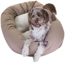 best for most dogs sherpa bagel dog bed