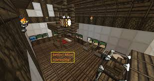 Minecraft Furniture Kitchen How To Make Medieval Furniture And Fill Up Your House Contest