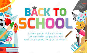 Back To School Banner Background Welcome Back To School Children
