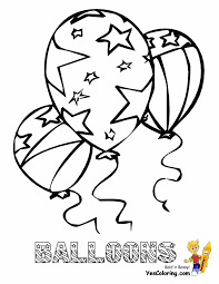 08 balloons america coloring page at yescoloring gif