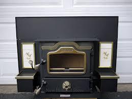 harman magnafire elite coal wood stove fireplace insert