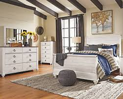 New style bedroom furniture Bridal Large Willowton 5piece Queen Master Bedroom Rollover Roets Jordan Brewery Bedroom Sets Perfect For Just Moving In Ashley Furniture Homestore