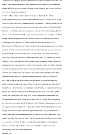 macbeth essay macbeth theme essay our work macbeth act ks  macbeth essay topic how to write a macbeth essay major themes in essay topics for macbethmacbeth