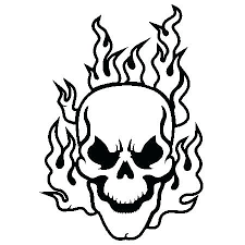 Skull And Bones Coloring Pages Q9013 Pirate Skeleton Coloring Pages