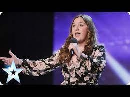 Simon Cowell halts singer Jodi Bird's audition but she fights back    Britain's Got Talent 2014 - YouTube