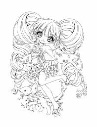 Meisjes Kleurplaten Coloring Pages Chibi Coloring Pages Cool