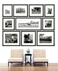 black picture frames wall.  Black Modern Wall Frames Photo Gallery Ideas Black Frame  Intended Black Picture Frames Wall