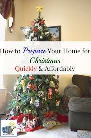 Small Picture Quick Affordable Christmas Decorating Tips momhomeguidecom