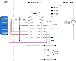 ece 4760 the autonomous driving car pg drives technology s drive scooter controller at Pg Drives Technology S Drive Wiring Diagram
