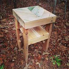 patio side table woodworking plans. attractive patio furniture end tables 8 revamp pallet ideas for outdoors plans side table woodworking
