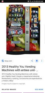 Ebay Snack Vending Machine Gorgeous Vending Machine For Sale In Chicago IL OfferUp