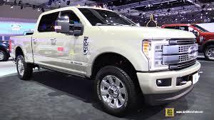 2016 ford f 350 platinum. 2017 ford f350 super duty platinum exterior and interior walkaround 2016 la auto show youtube f 350
