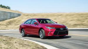 BBC - Autos - Toyota Camry minds its manners
