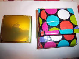 duct tape ipod nano case 5