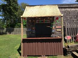 Bar Made Out Of Pallets Tiki Bar Made From Pallets Luau Pinterest Tiki Bars