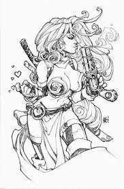 image ics battle chasers character sketches art sketches character