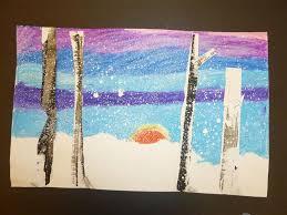 2 3 bena painting winter