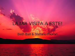 Beth Ball & Stefano Piovan - ppt scaricare