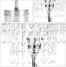 chandelier desk lamps chandelier bedside table lamp chrome round crystal chandelier bedroom nightstand table lamp led