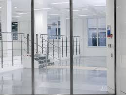fire rated wire glass creates a barrier to smoke flames that ordinary glass can t when heated beyond 250 f normal glass will break and allow easy