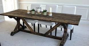 farm style dining table farmhouse tables be equipped dining room chairs for farmhouse table be equipped farm style