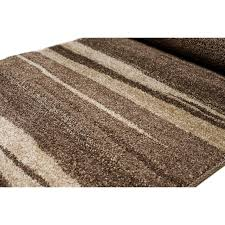 elegant dark brown runner rug hall runner new design rasta collection modern runner rug 3437a